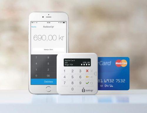 iPhone som betalingsterminal: Slik fungerer det
