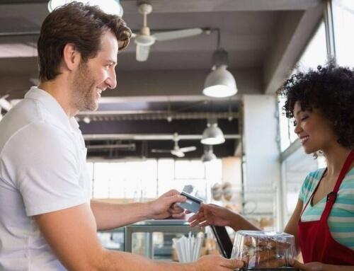 Hva koster det å ta imot kredittkortbetaling?