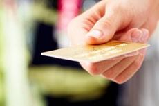 Leie betalingsterminal Visa MasterCard