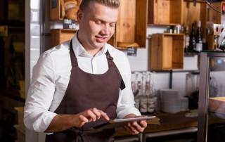 Gastrofix kassasystem for restauranter