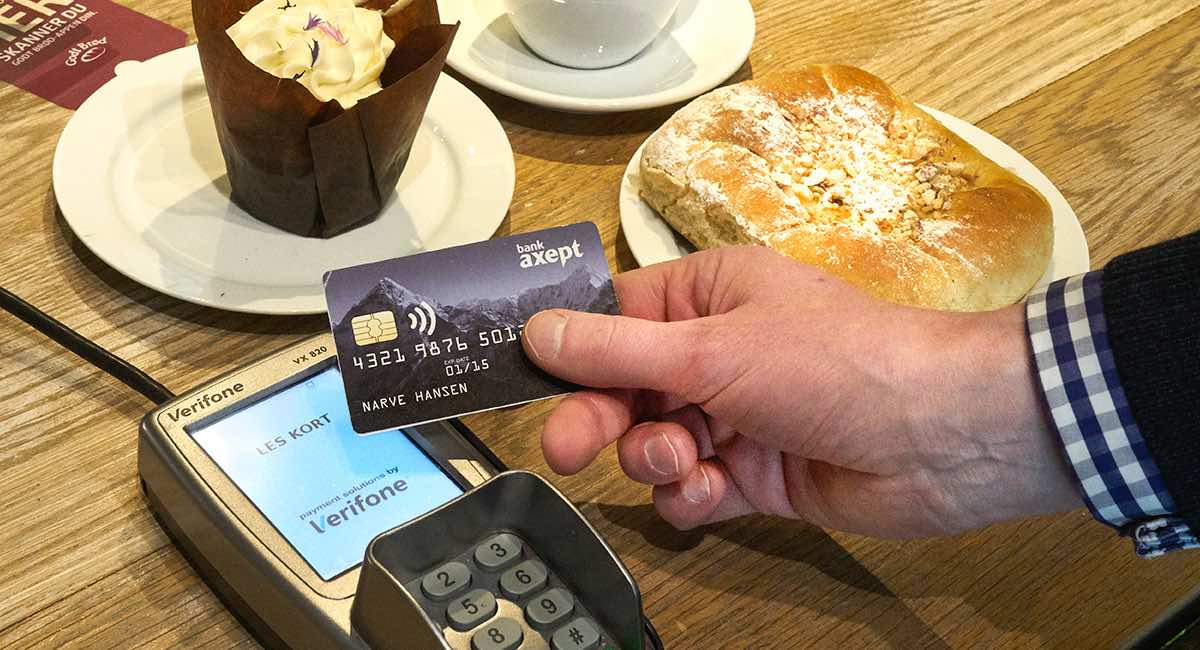 Ta imot betaling med BankAxept